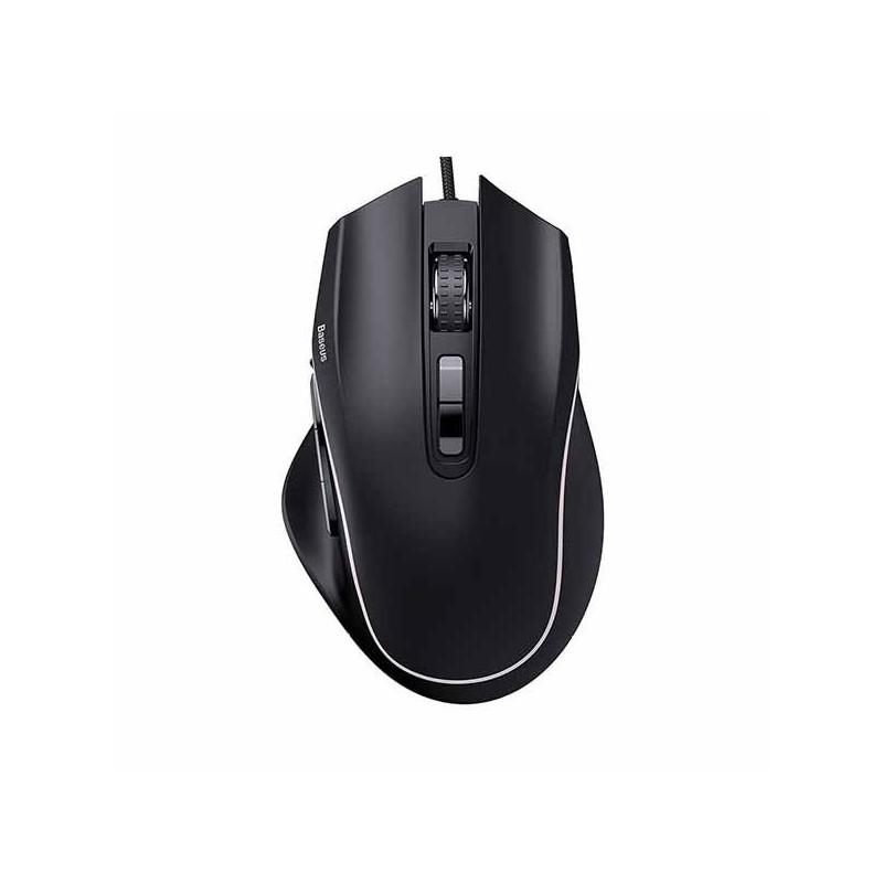 Baseus Gaming Mouse 6400 DPI GMGM01-01 -  Official distributor b2b Armenius