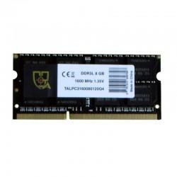 TA 8 GB DDR3L 1600 Mhz SO DIMM 1.35V RAM -  Official distributor b2b Armenius