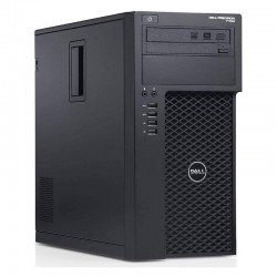 Workstation Dell T1700 / Xeon E3-1240 v3 RAM 32GB SSD 1TB -  Official