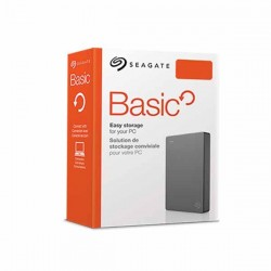Seagate Basic 1TB USB 3.0 External Portable Drive -  Official distributor b2b