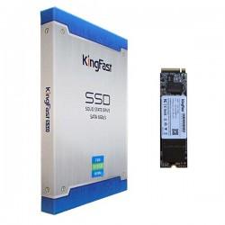 Kingfast 512 GB SSD / M.2 NVMe 2280 PCIe Gen3x4 3D -  Official distributor b2b