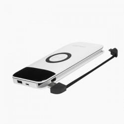 Power Bank Awei P71K 10000 mAh wireless charging -  Official distributor b2b