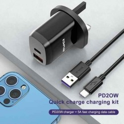 Smartphone Charger Adapter Awei PD1 20W -  Official distributor b2b Armenius