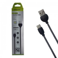 USB Cable Awei CL 62 Type C...