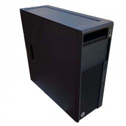 HP Z440 / Intel Xeon E5 1650 v3 RAM 32 GB SSD 480GB Quadro K4200 -  Official