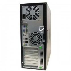 HP 8200 Tower / i5-2500 / 4 GB / SSD 120 GB / HDD 250 GB -  Official