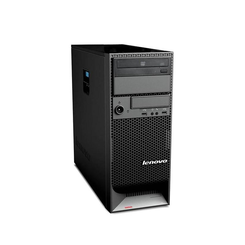 Wokstation Lenovo S20 / Xeon W3550 / 8 GB SSD 240 GB / 250 GB HDD -  Official