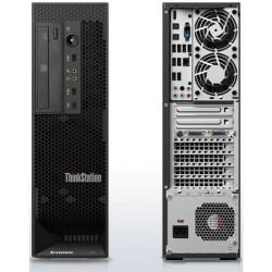 Workstation Lenovo C20 / 2 x Intel Xeon E5620 / 16 GB / HDD 500 GB / Quadro