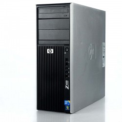 Wokstation HP Z400 / Xeon W3550 / 16 GB SSD 480 GB -  Official distributor b2b