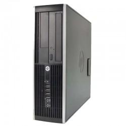 HP 6300 SFF / intel i3-3220 / 4 GB / SSD 120GB / HDD 500GB -  Official