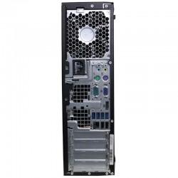 HP 6300 SFF / intel i5 3340 / 4 GB / SSD 120GB / HDD 500GB -  Official