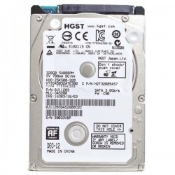 HDD HGST 320 GB / 2.5 inch...