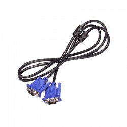VGA 15 Pin Male To Male Cable 1.8 m -  Official distributor b2b Armenius Store