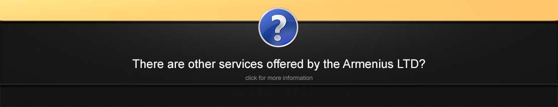 Services IT Armenius Ltd